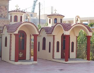 Προκατασκευασμένα Εκκλησάκια